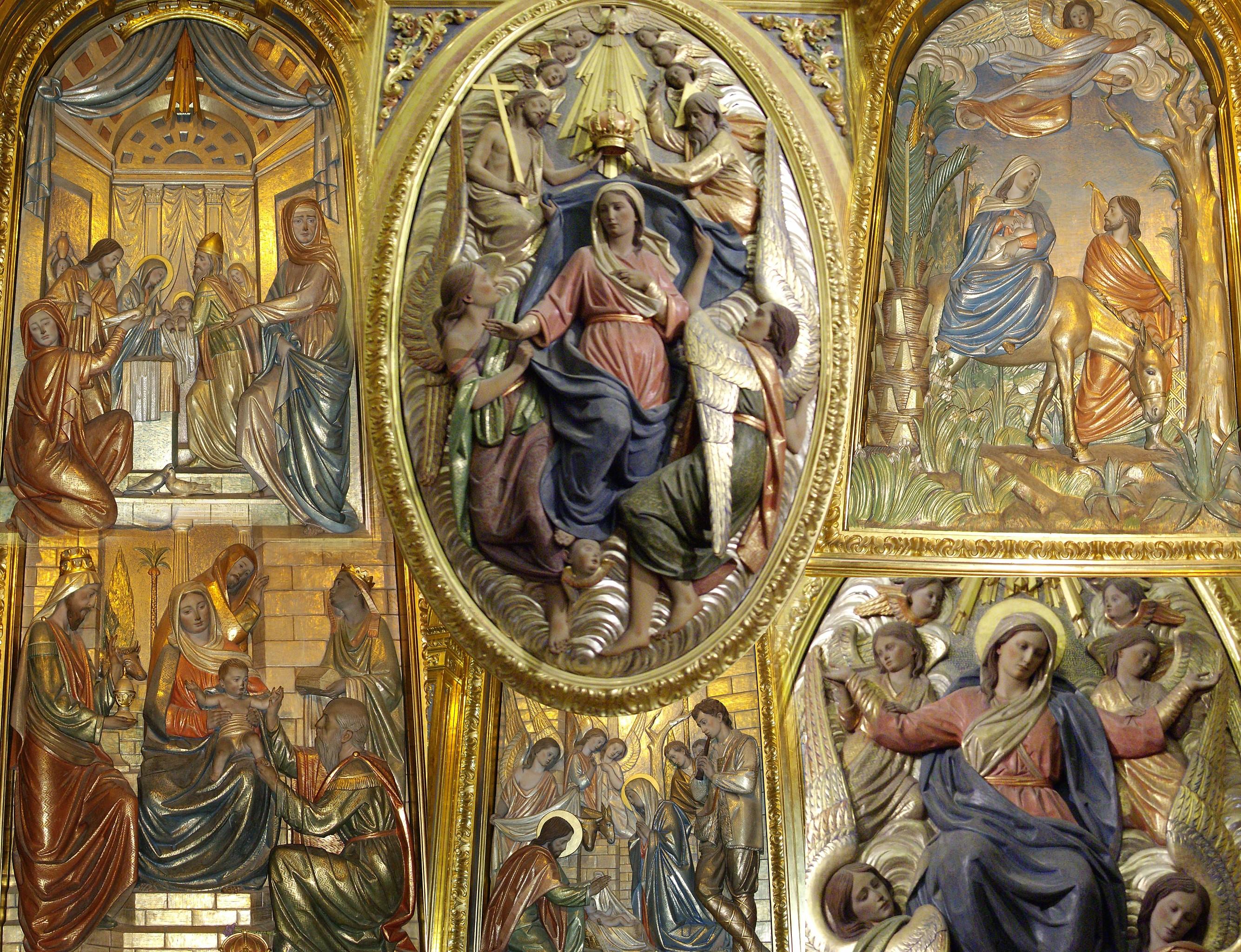 Composición relieves Gonzalez Moreno