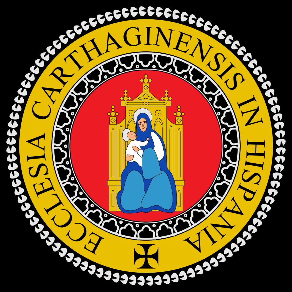 Escudo_de_la_diócesis_de_Cartagena