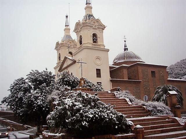 Santuario Fuensanta Nevado