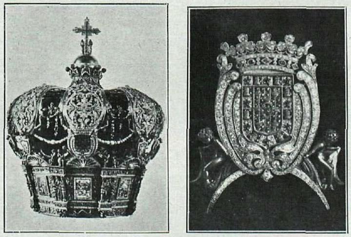 corona coronación Virgen de la Fuensanta