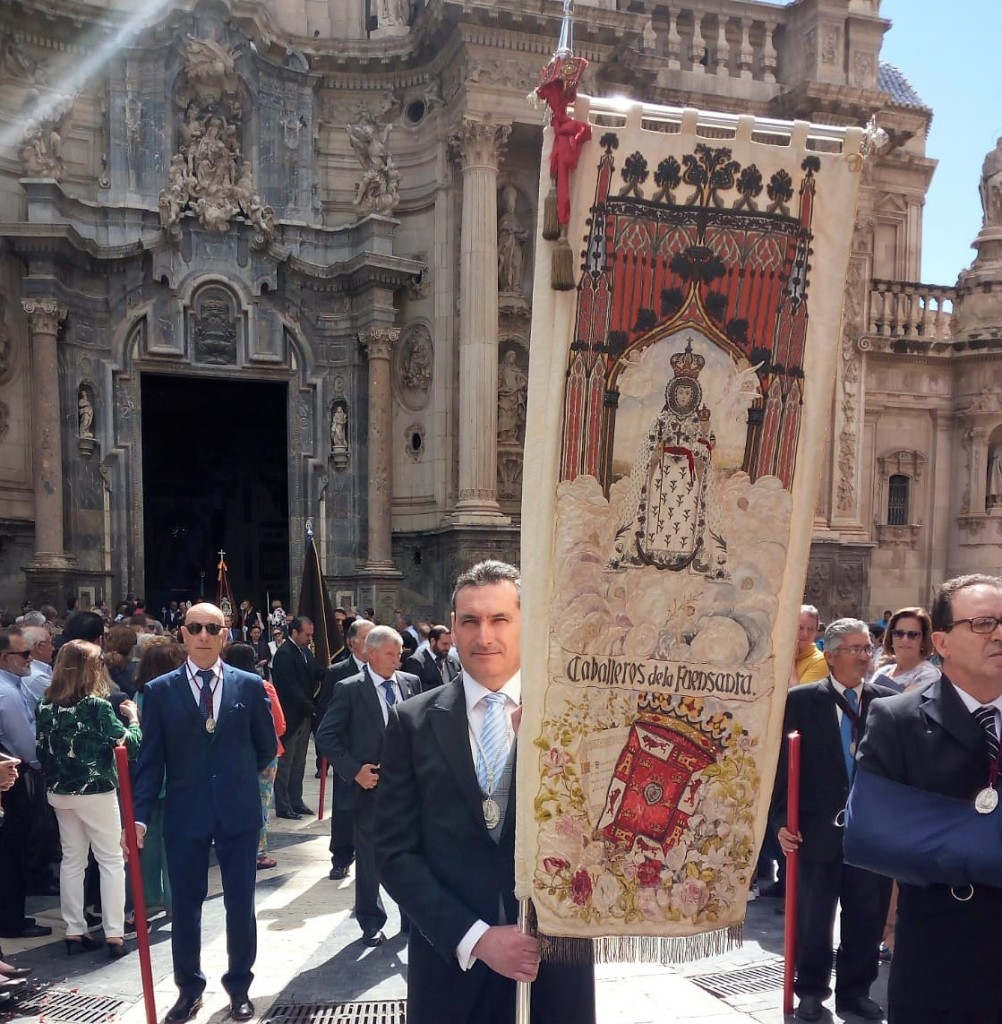 procesión corpus caballeros fuensanta