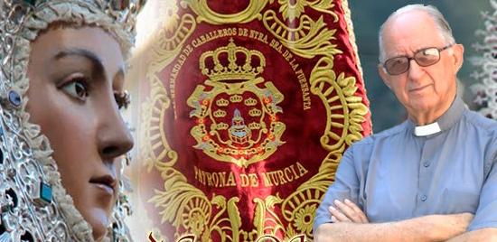 """El Rvdo. D. Damián Abellán Cascales es elegido como """"Caballero del Año 2013"""""""